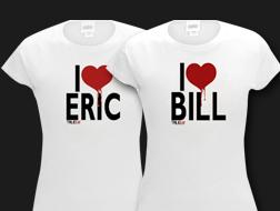 Eric vs. Bill ....courtesy HBO